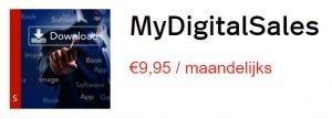 Mydigital sales lightspeed