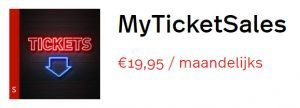 my ticket sales Lighstpeed